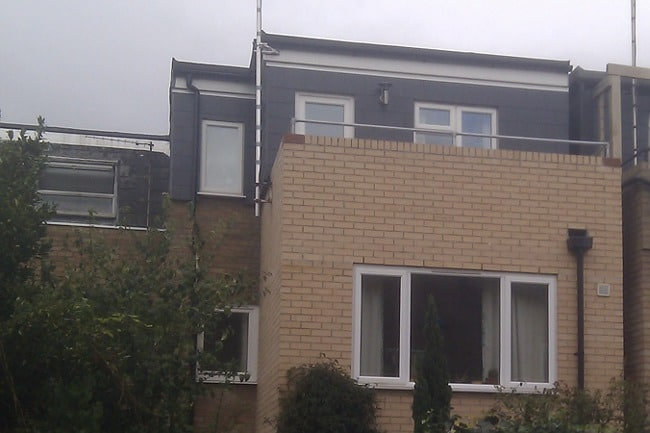 House Extension in Cambridge: an innovative solution