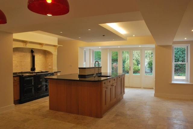 House Extension in Cambridge, where AABD created this beautiful interior